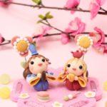 ひな祭りの雛人形