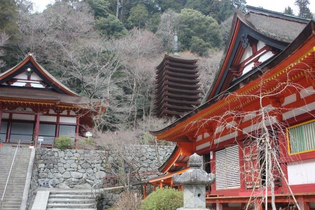 奈良県談山神社