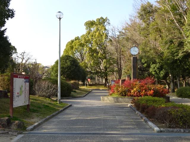 東地区の入り口風景