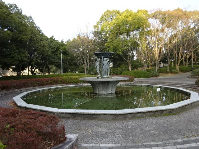 大渕池公園西地区のファミリー広場