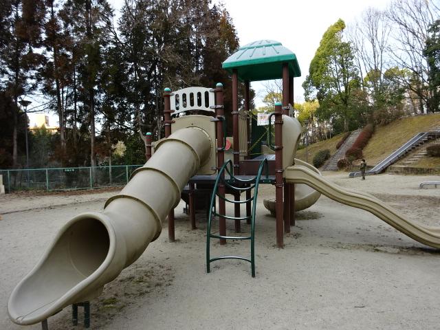大渕池公園西地区の遊具その2