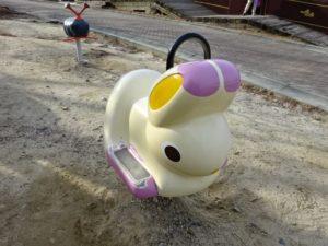 生駒山麓公園のミニ遊具その2