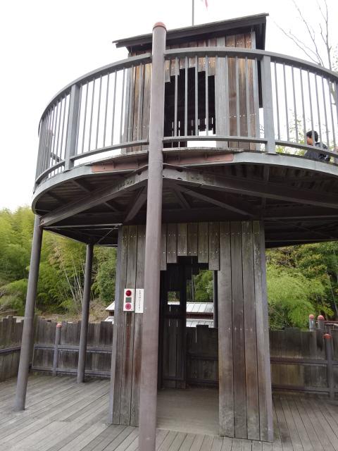 バンクーバー砦アスレチック2