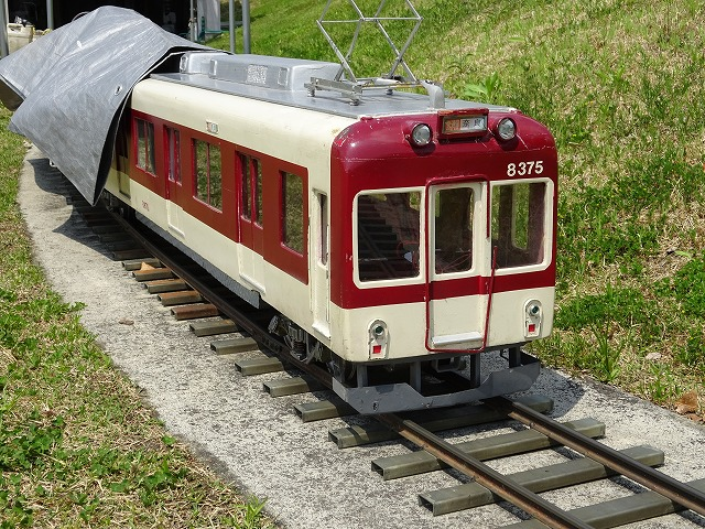 まほろばファミリー鉄道近鉄電車
