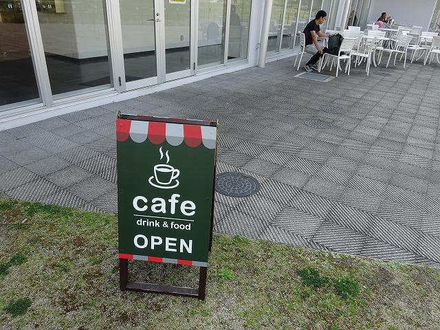 スイムピア奈良内にある喫茶店