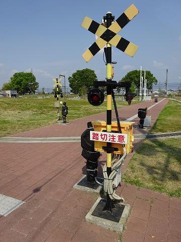 まほろばファミリー鉄道踏切3