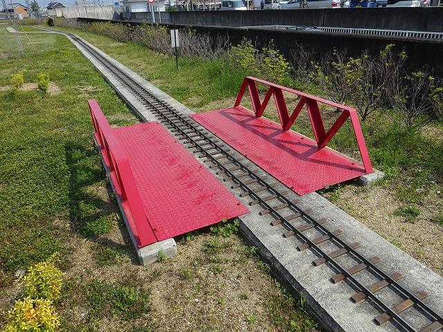 まほろばファミリー鉄道鉄橋