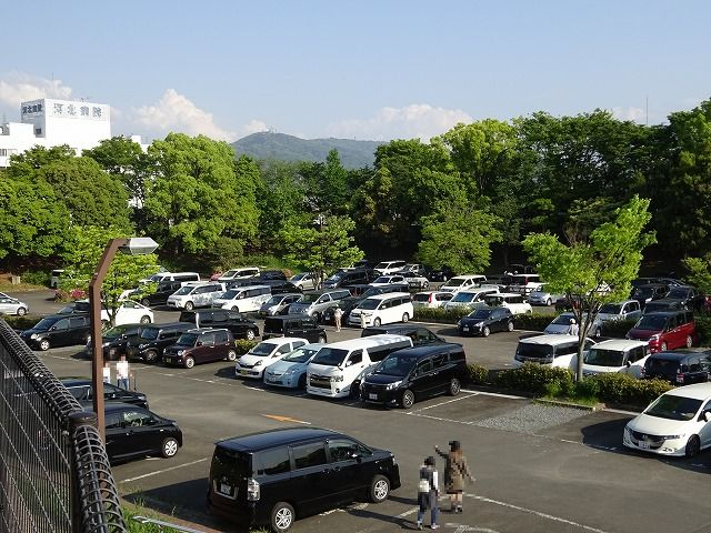 深北緑地公園駐車場
