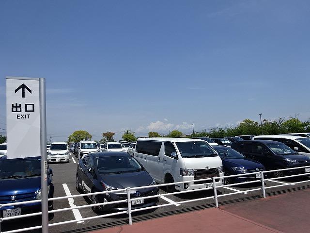 鈴鹿サーキット 駐車場