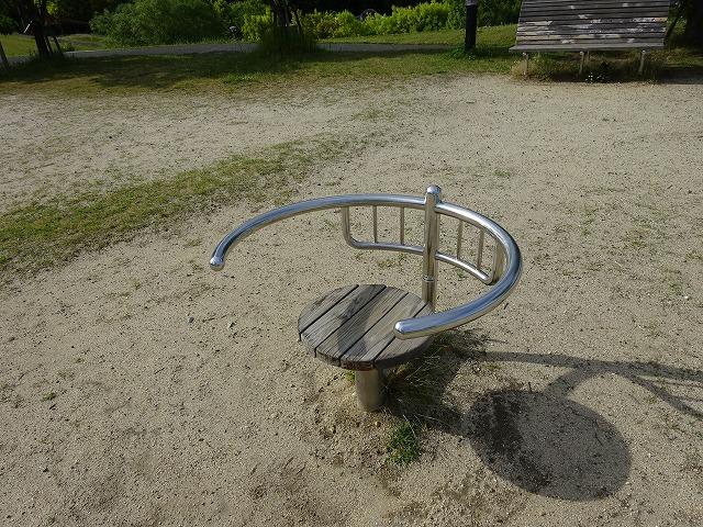 田辺公園健康広場ツイストチェアー器具