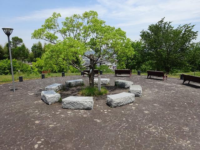 田辺公園展望広場の写真