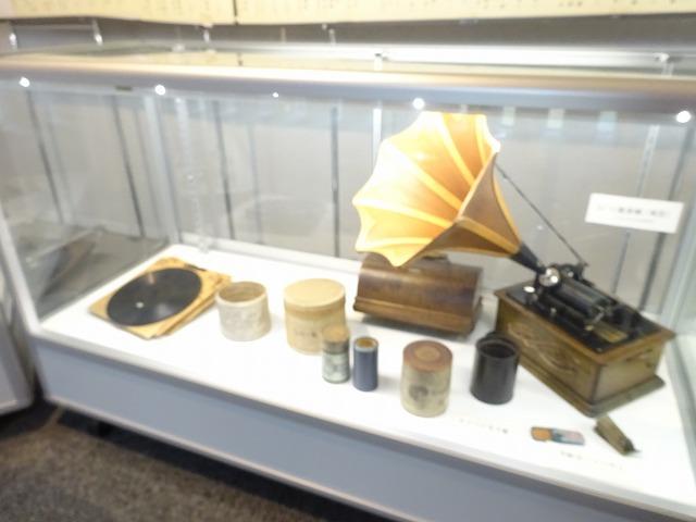 きっず光科学館ふぉとんエジソンコーナーの展示物