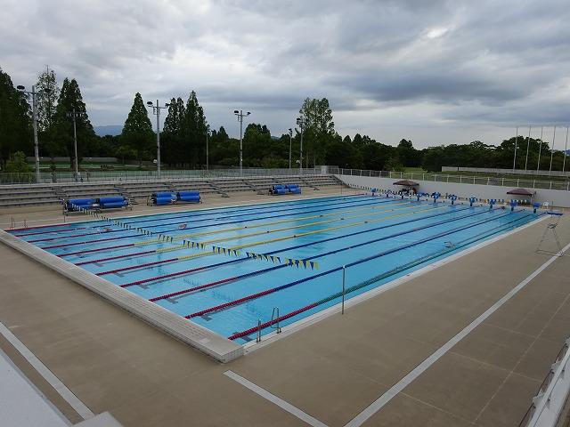 スイムピア奈良競泳プール