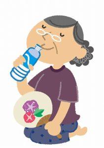 高齢者の熱中症予防
