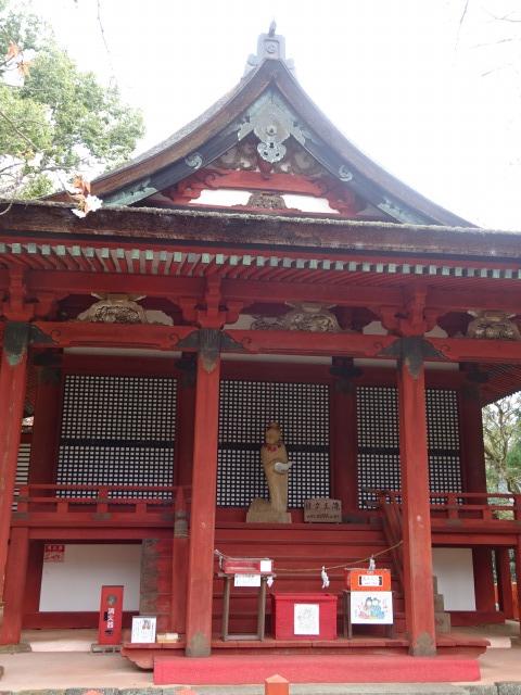 談山神社東殿恋神社