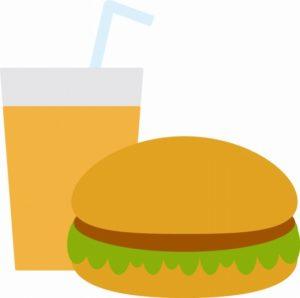 カルビ焼肉バーガーのイメージ