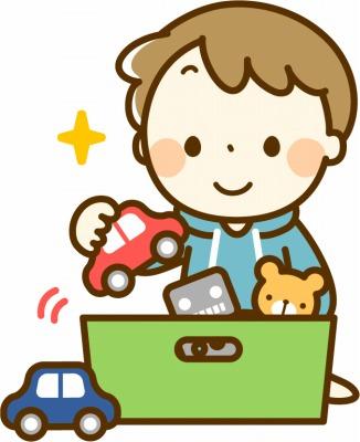 おもちゃのイラストイメージ