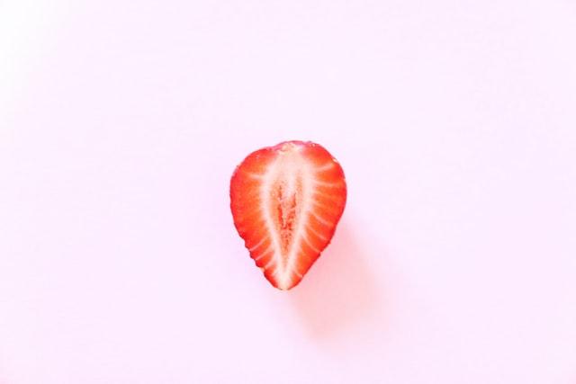 イチゴ1個