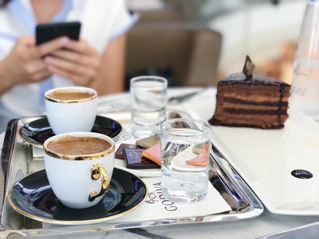 カフェチョコレート