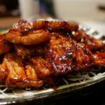 豚バラ醤油タレ焼き