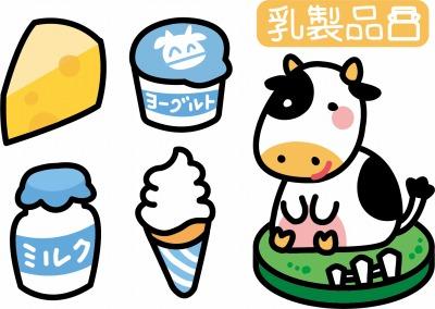 牧場アイス